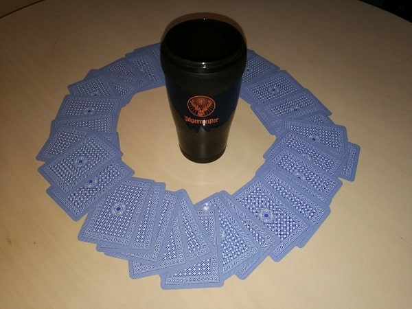 ring of fire rules or circle of death rules
